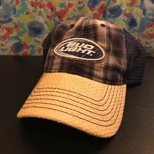 Bud lite trucker hat